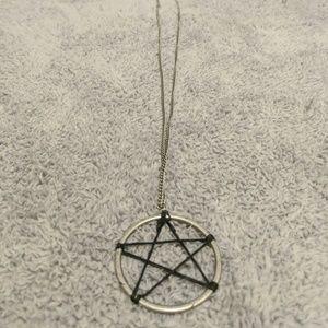 Jewelry - Pentagram necklace